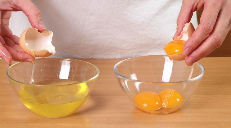 lòng trắng trứng dưỡng tóc